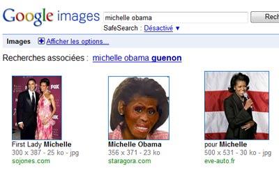 Michelle Obama avant