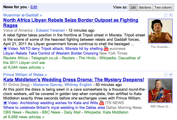 Google News - News for you