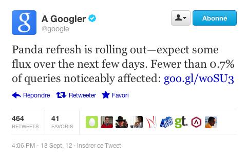 google panda 3.10