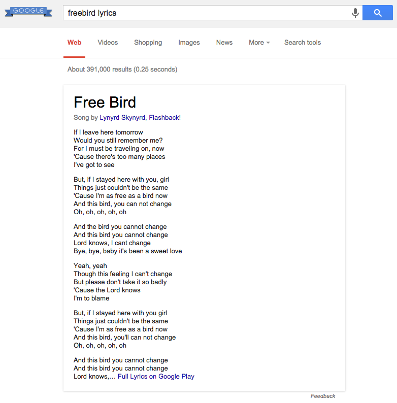 paroles-freebird-google