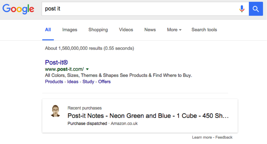 post-it-serp-google