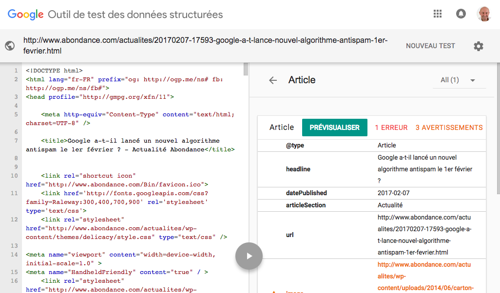 previsualisation-test-donnees-structurees