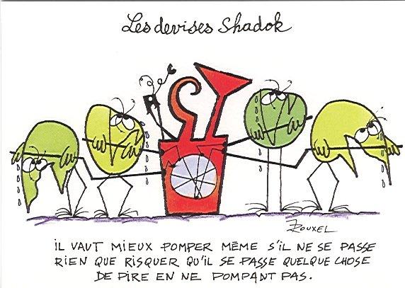 Brevet Shadok