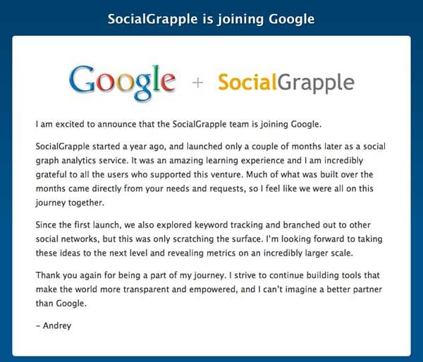 SocialGrapple