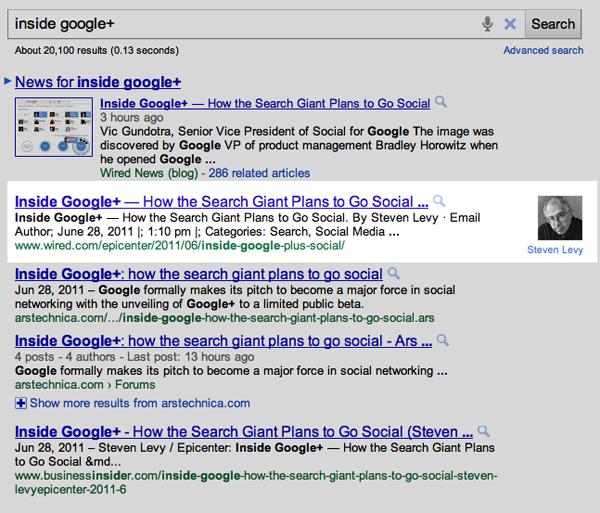 Google+1 Webmaster Tools