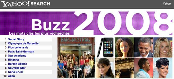 Yahoo! Buzz France