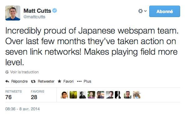 tweet penalites japon