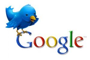 Google devrait intégrer les données Twitter d'ici un mois