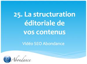 Comment vérifier la structuration éditoriale de vos contenus