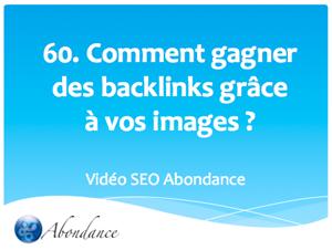 Comment gagner des backlinks grâce à vos images ?