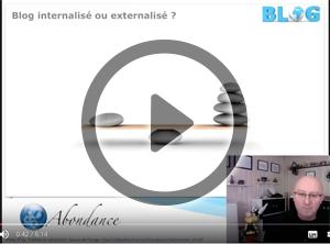 Faut-il internaliser ou externaliser son blog ? Vidéo SEO