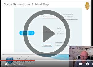 Le Cocon Sémantique : 2. Création de la Mind Map. Vidéo SEO