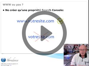 L'adresse de votre site web : Avec ou sans WWW ? Vidéo SEO
