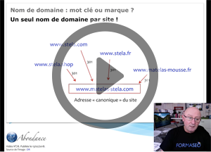 Nom de Domaine : Mot-Clé ou Marque ? Vidéo SEO