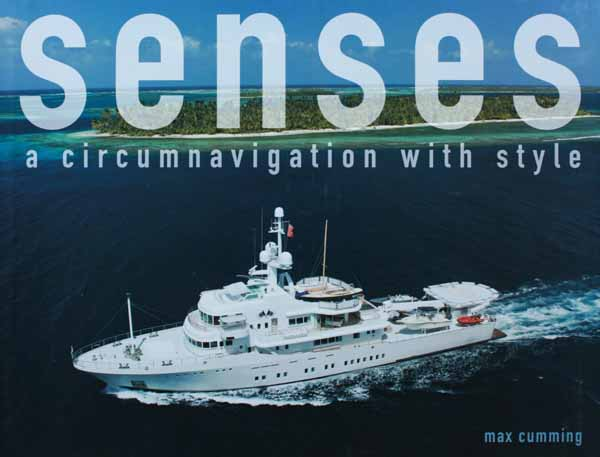 Senses, Larry Page Yacht