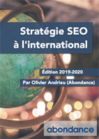 Stratégie SEO à l'international – Guide PDF