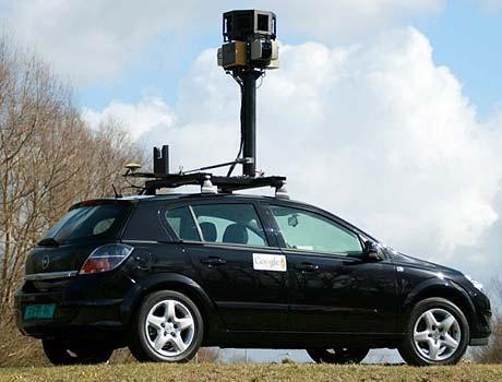 1 million d'euros d'amende pour Google Street View en Italie
