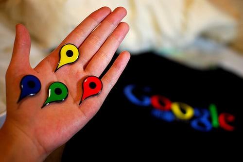Google supprime le carousel d'informations pour les recherches locales