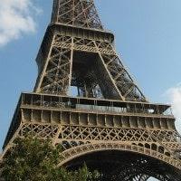 Google fête la Tour Eiffel