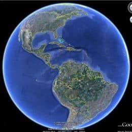 Une église à la forme dérangeante sur Google Earth