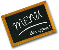 Google indique des menus de restaurants dans ses résultats