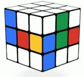 Google fête le Rubik's Cube