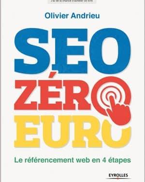 SEO Zéro Euro : le référencement naturel en 4 étapes