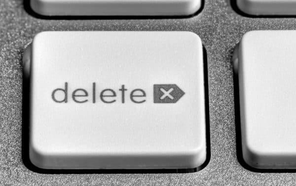 Droit à l'oubli : la Cnil rejette le recours de Google