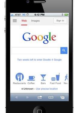 Google répète qu'il n'utilise pas d'index mobile