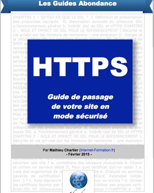 HTTPS, un guide de passage de votre site en mode sécurisé