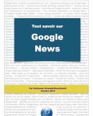 Guide PDF : Google News – Optimisez votre SEO sur Google Actualités