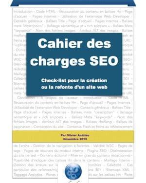 Guide PDF : Cahier des Charges SEO – Check-list pour la création ou la refonte d'un site web