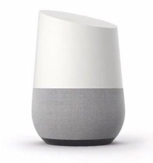 google home arrive en france actualit abondance. Black Bedroom Furniture Sets. Home Design Ideas