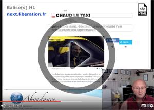 Combien de balises H1 dans une page web ? Vidéo SEO
