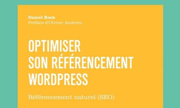 Notes de lecture : Optimiser son référencement WordPress, 3e édition