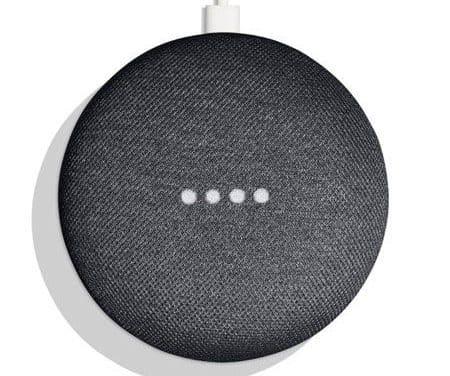 Quand Google Home Mini espionnait son environnement