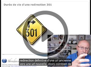 Combien de temps faut-il garder une redirection 301 ? Vidéo SEO