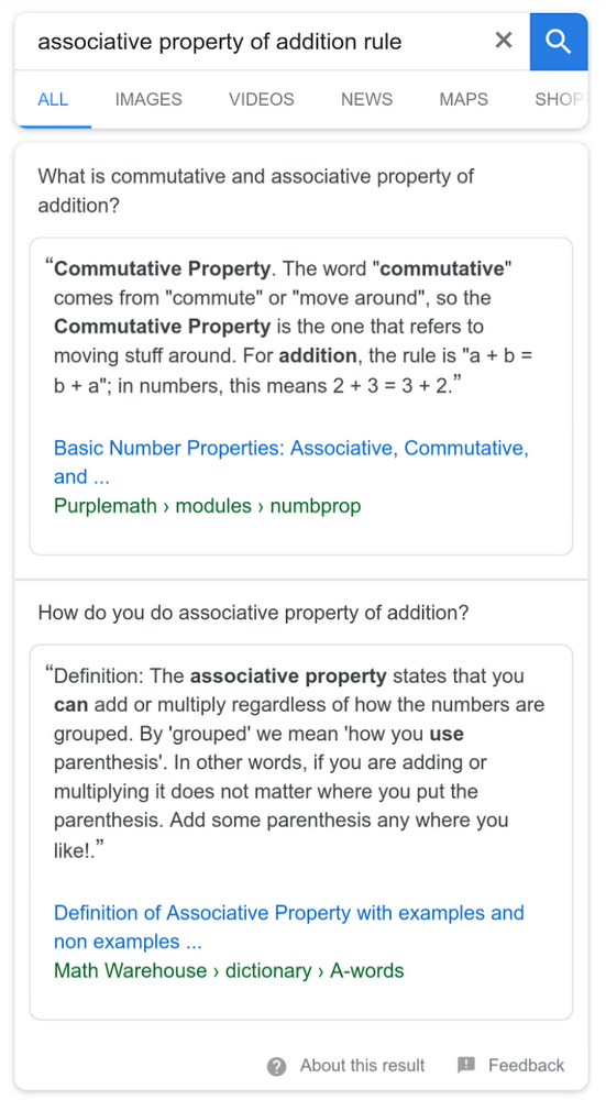 featured-snippet-multiple