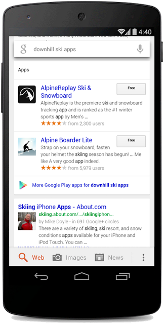 google-app-indexing