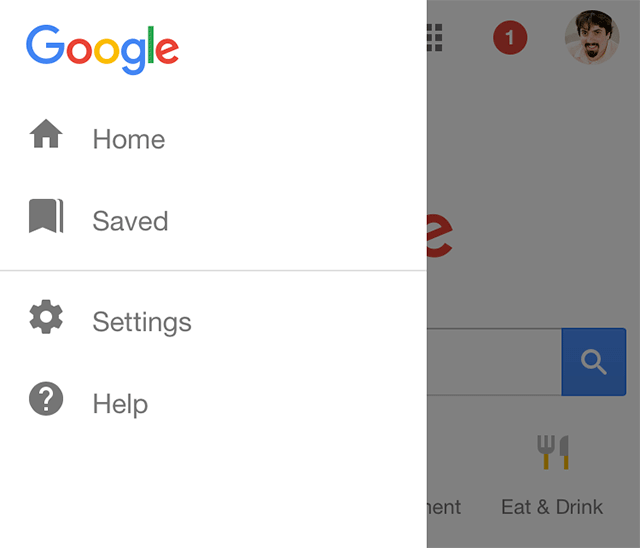 google-hamburger-menu-open