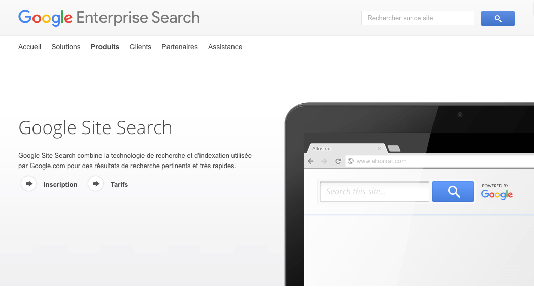 google-site-search-end