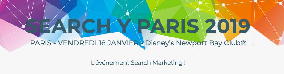 Search Y le 18 janvier 2019 à Eurodisney. Source de l image   Search Y d75880d70b1b