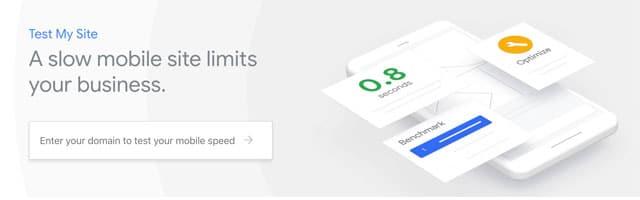L'outil Test my Site de Google a un nouveau look et de nouvelles fonctionnalités