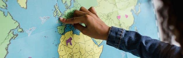 Confinement : Comment tracer un cercle de 10 kms (ou 1 km) autour de chez soi