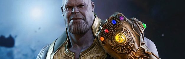 Easter Egg Google : Thanos