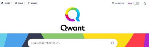 Eric Léandri (Qwant) : « Notre objectif est d'obtenir à terme 5 à 10% du marché du search en Europe »