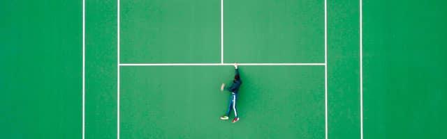 Easter Egg Google : Jouez au tennis à Wimbledon