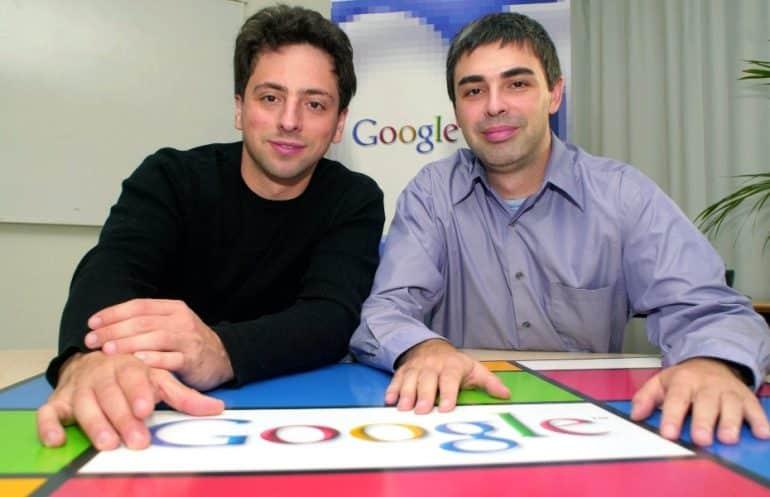 Larry Page, cofondateur de Google, démissionne de la tête du groupe Alphabet