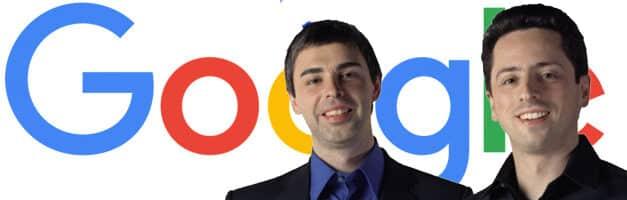 Sergey Brin et Larry Page, cofondateurs de Google, démissionnent de leur poste !