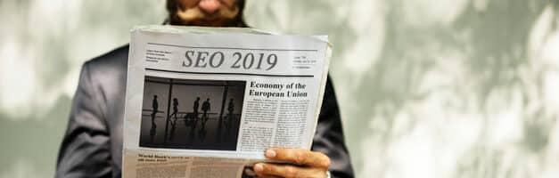 Récap SEO 2019 : toute l'actu qu'il ne fallait pas rater cette année !
